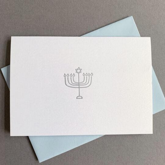 menorah - Box Set of 6
