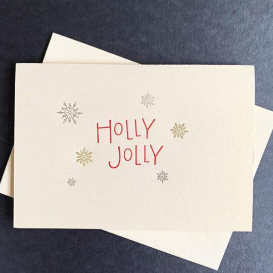 holly jolly - Box Set of 6