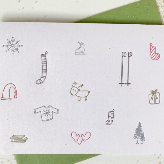 winter fun - Box Set of 6