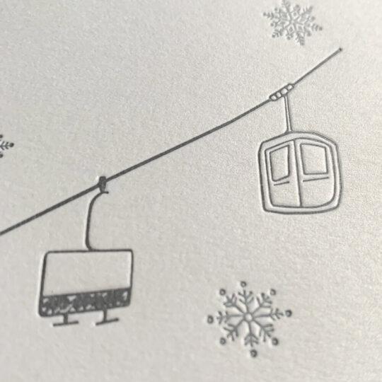 gondola + lift - Box Set of 6