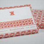 Eastern Bridges Folded Card Set