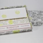 Lichen Folded Card Set