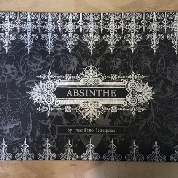 Absinthe Poster 1