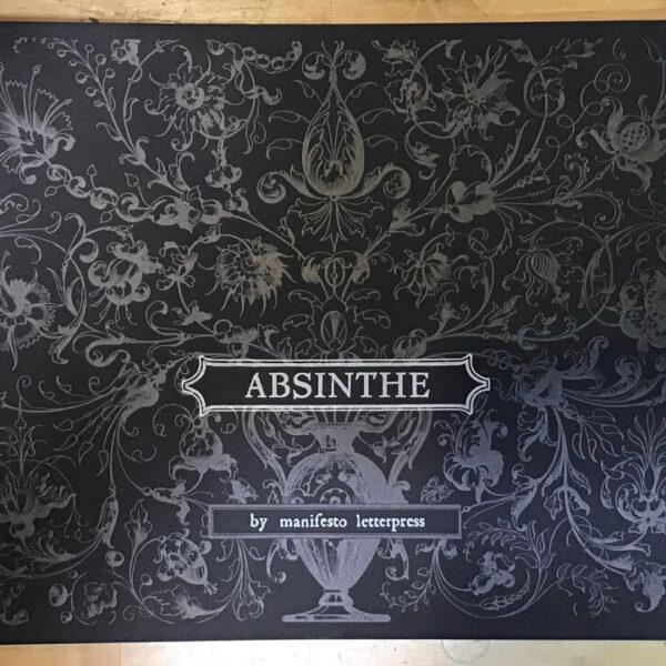Absinthe Poster 2
