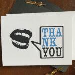 Thank You - Single Card